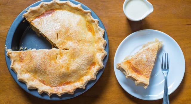 Crostata di amaretti: la ricetta di uno dei dolci più buoni in assoluto!