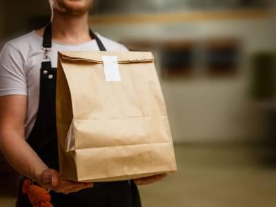 Qual è stato il cibo d'asporto più ordinato nel 2020?