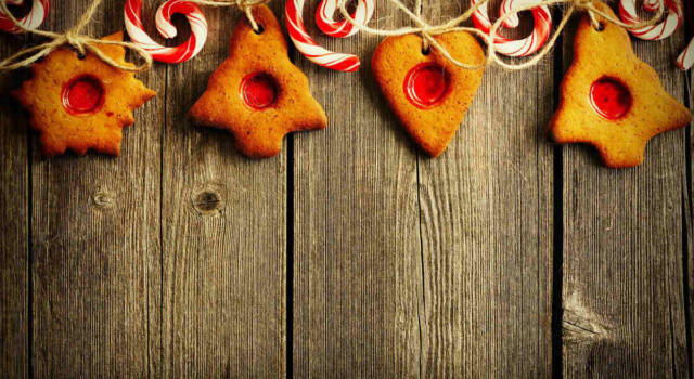Decorazioni natalizie… da fare e mangiare!