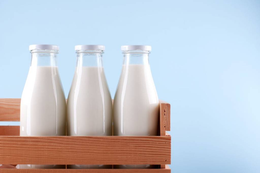 Come conservare il latte