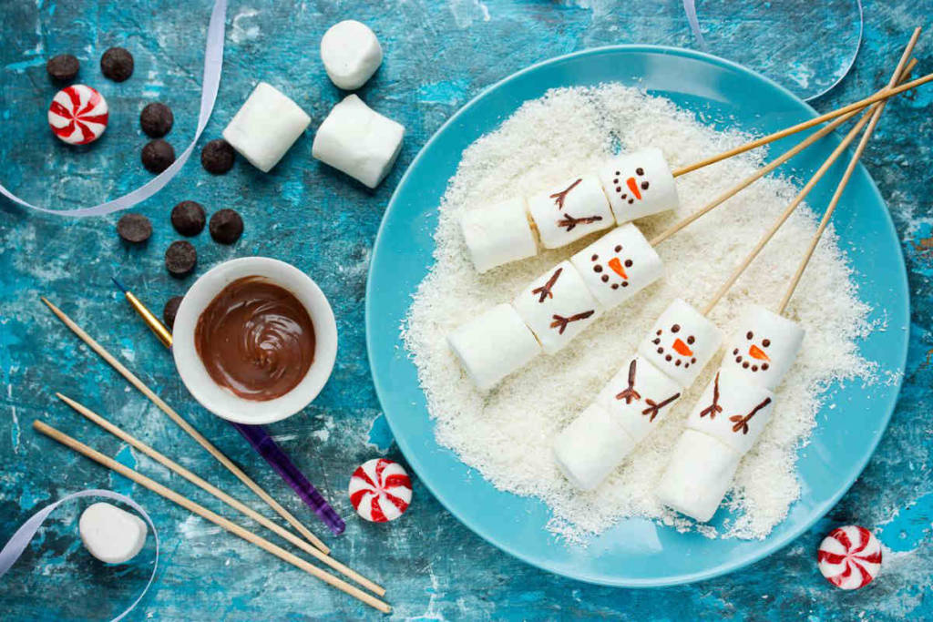 Marshmallow natalizi