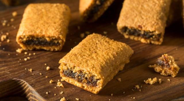 Perfetti a colazione da inzuppare nel latte: sono i biscotti nascondini!
