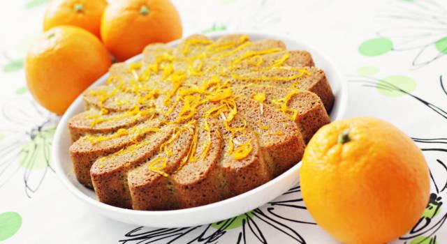 Non esiste un dolce più buono del pan d'arancio: provare per credere!