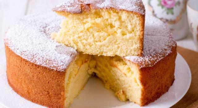 Torta smemorina: una ricetta tutta da scoprire
