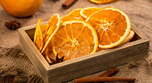Come fare le arance essiccate: tutti i metodi