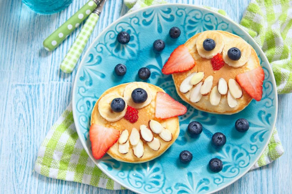 pancake per bambini