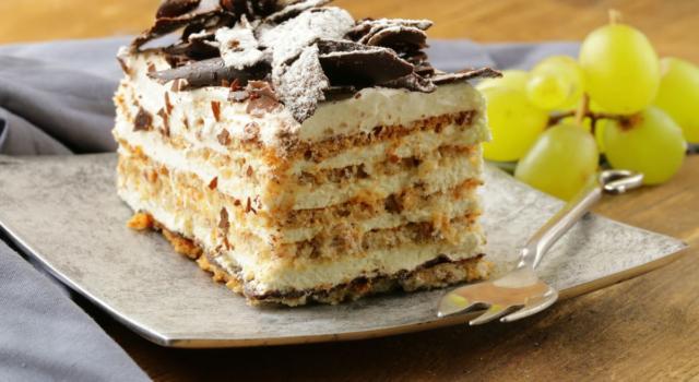 Quali e quanti dolci con biscotti preparare? Ecco le nostre proposte