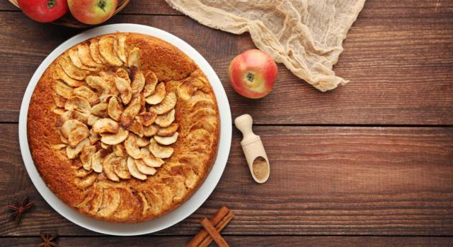 La torta di mele è il dolce preferito di Carlo Cracco: ecco la sua ricetta!