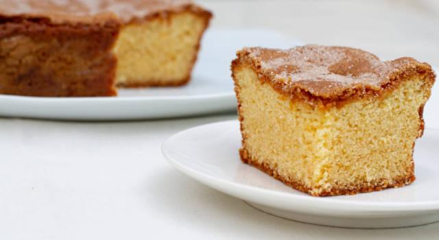 Torta sabbiosa: una ricetta davvero imperdibile