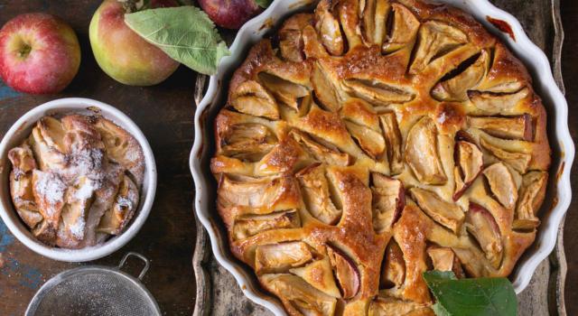 Torta svuotafrigo: una ricetta da tenere sempre a portata di mano!