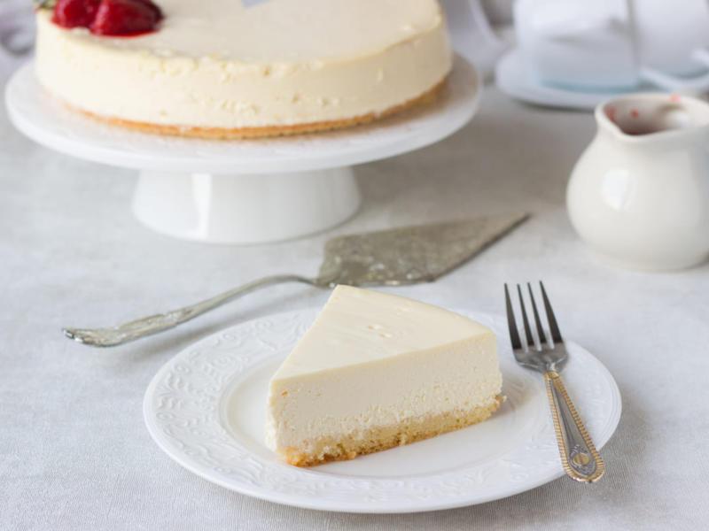 Preparare una cheesecake light è possibile: ecco come!