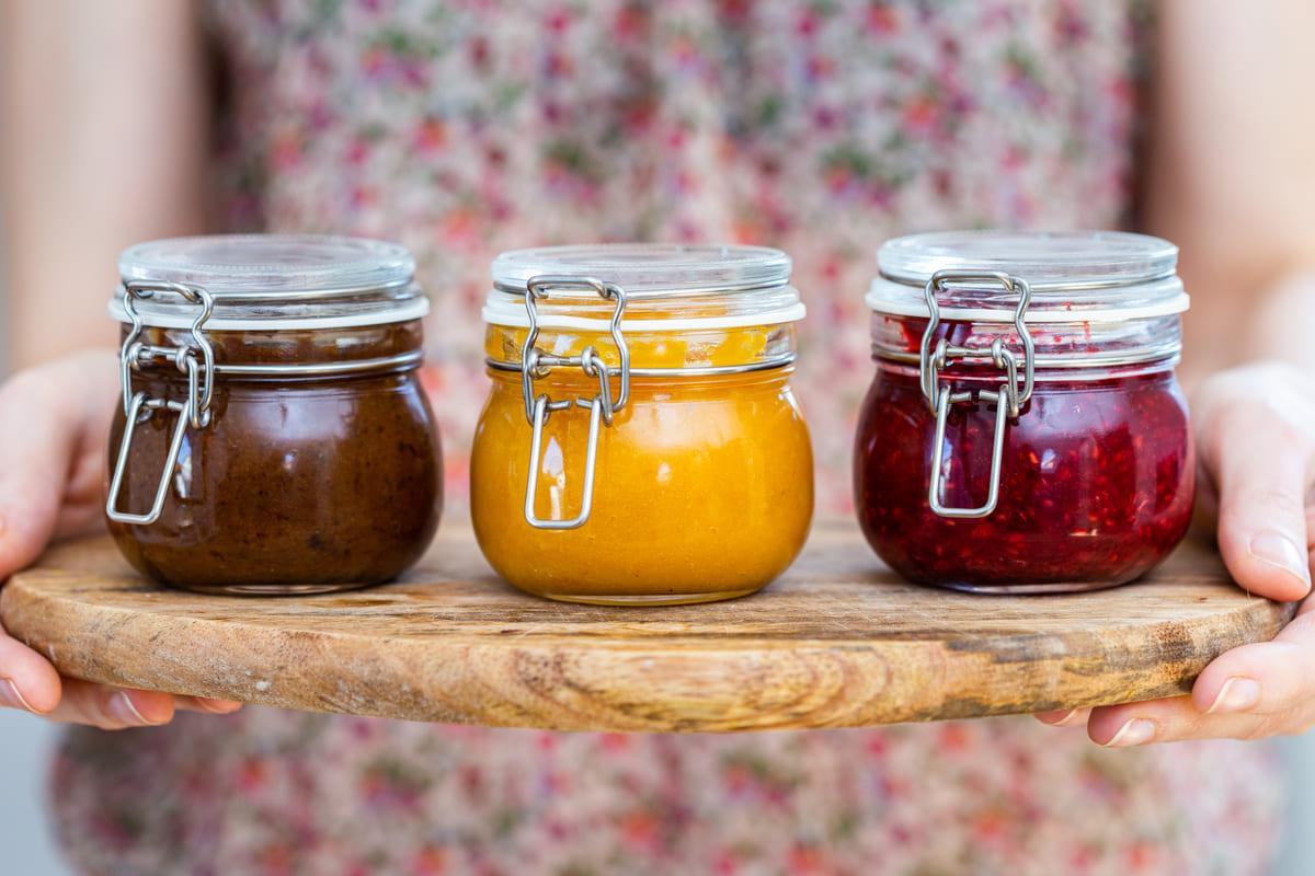 composta di frutta fatta in casa
