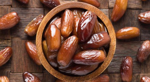 Datteri: proprietà, calorie e valori nutrizionali