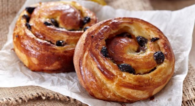 Stanchi dei soliti dolci da colazione? Provate le girelle danesi