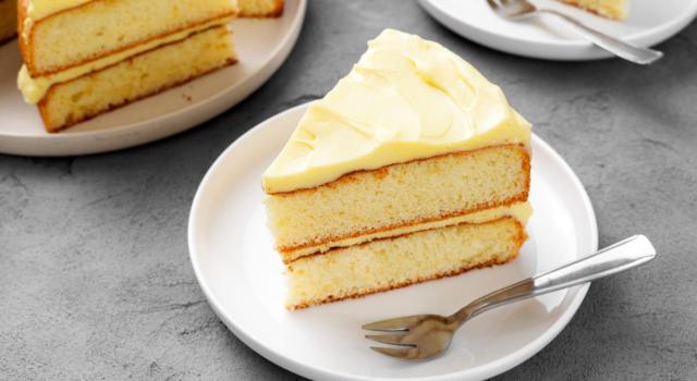Torta alla crema: per rendere più dolci le vostre giornate!