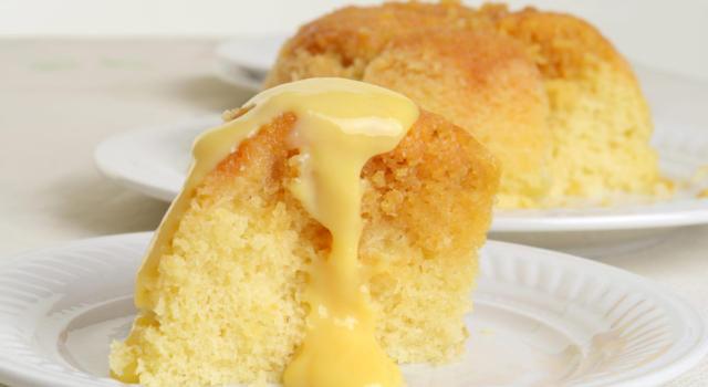 Fare la torta Nua con il Bimby è davvero velocissimo!