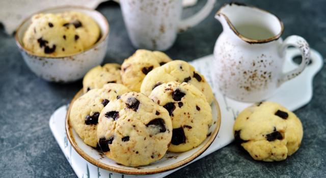 Biscotti veloci: questa ricetta è perfetta proprio per tutti