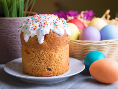 È Pasqua in Russia: la giusta occasione per preparare il kulich!
