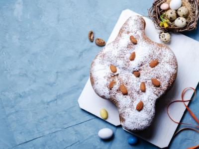 Esiste una ricetta veloce per la colomba di Pasqua? Certo che sì!