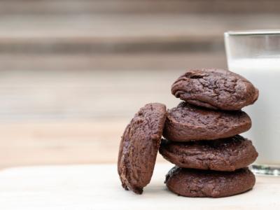 Biscotti al Nesquik… uno tira l'altro!
