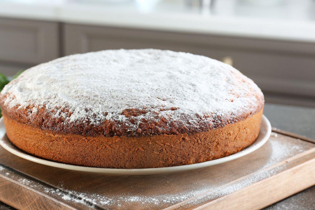 torta senza burro