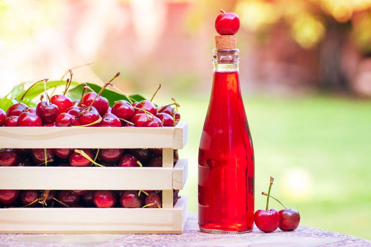 Aceto di ciliegie