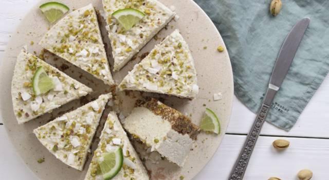 Cremosa e leggera, la cheesecake vegan è davvero strepitosa