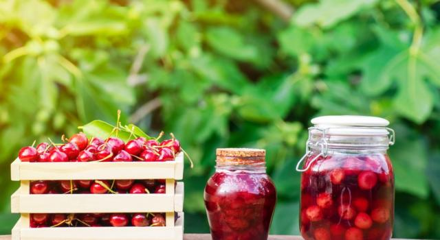 Come conservare le ciliegie e gustarle in qualsiasi momento