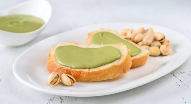 L'irresistibile crema al pistacchio, con il Bimby è facilissima da fare in casa