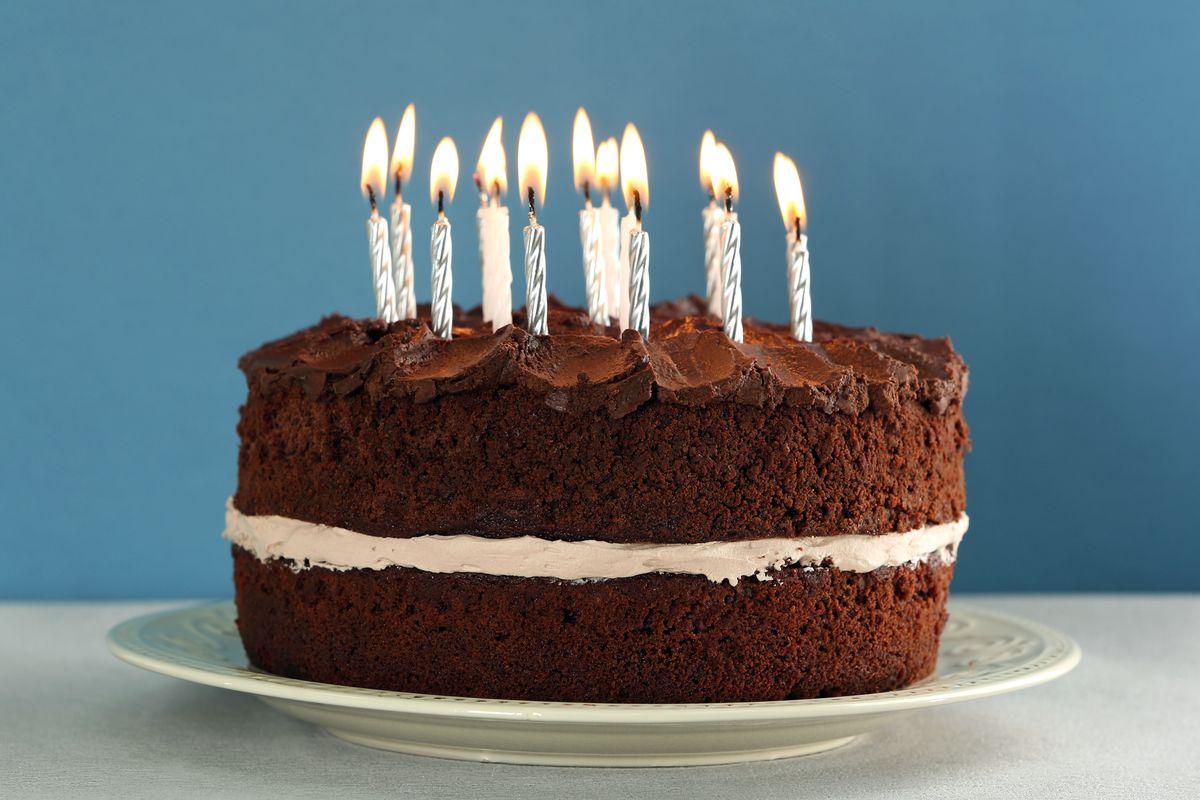 Torta di compleanno facile