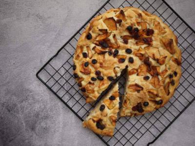 Torta di mele di Sant'Orfeo: la ricetta antica per un dolce carico di frutta