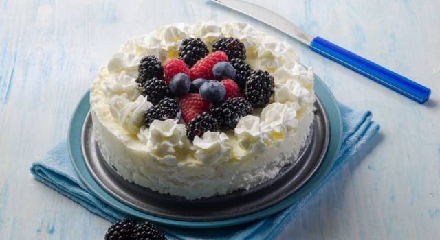Torta gelato con il Bimby, la ricetta per un dolce perfetto per l'estate