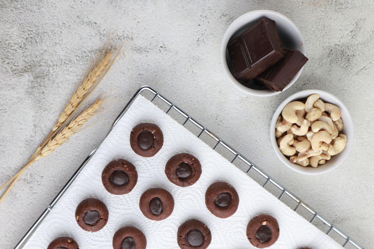 Biscotti al cioccolato di Martha Stewart