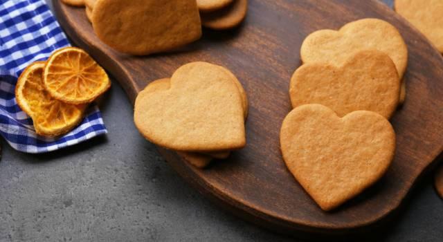 Deliziatevi con dei perfetti biscotti di pasta frolla