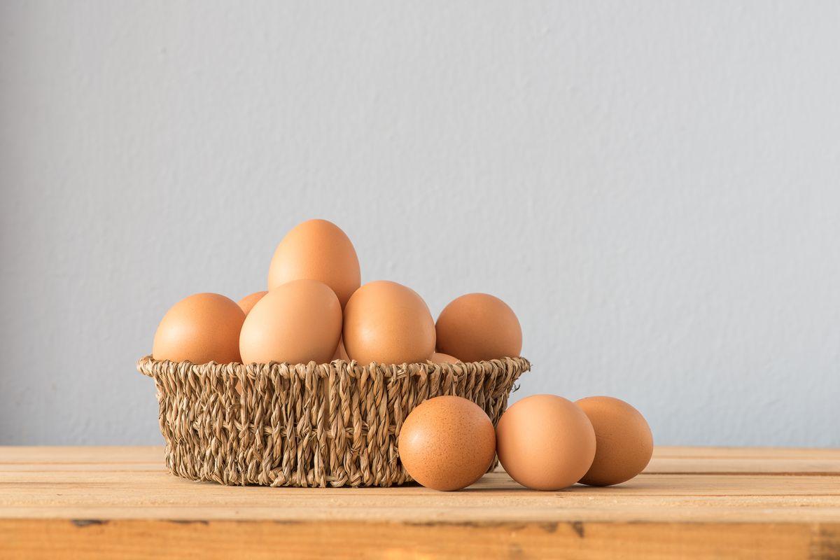 Pastorizzare le uova