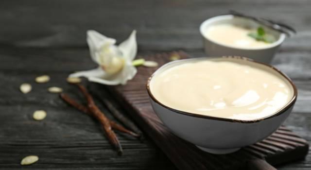 Crema alla vaniglia: la salsa perfetta per farcire qualsiasi dolce