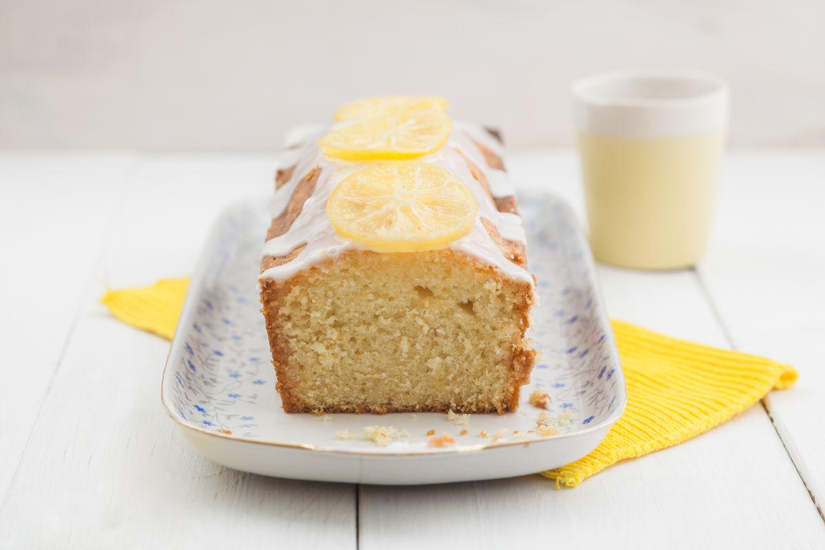 Lemon Pound Cake di Martha Stewart