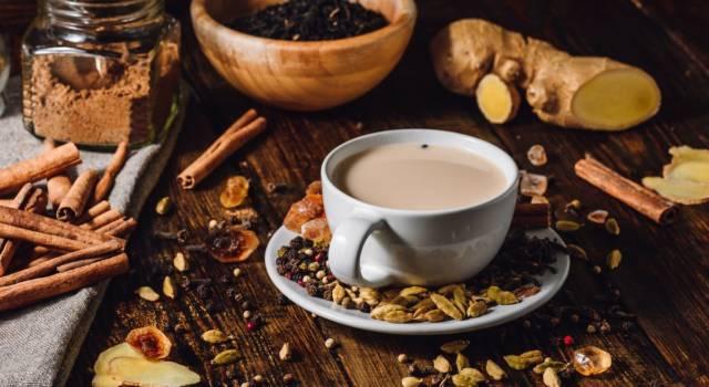 Masala chai, il tè benefico di cui tutti hanno bisogno!