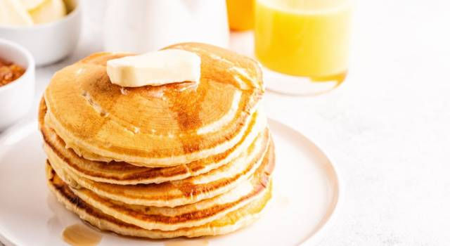 Svelato il segreto della ricetta dei pancake di Martha Stewart!