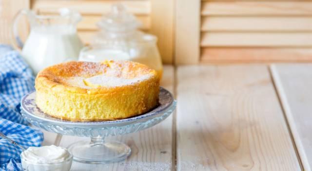 Soffice e semplice, prepariamo una buona torta di ricotta