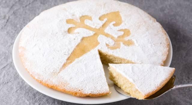 Buona e dalle origini antiche: scopriamo la ricetta della torta di Santiago