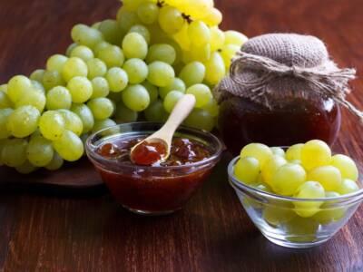 Marmellata all'uva bianca, la più dolce da fare in casa