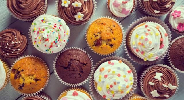 Facciamo chiarezza sulla differenza tra muffin e cupcake