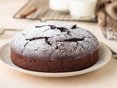 Torta al cioccolato al latte, la ricetta semplice ma irresistibile!
