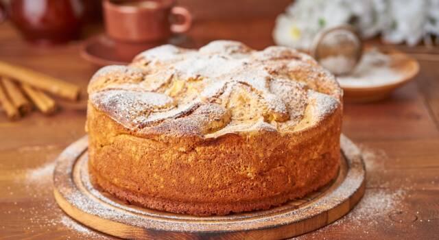 Il segreto della torta di mele della nonna è…
