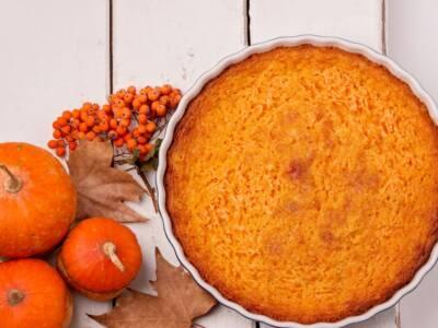Morbida e fragrante, la torta alla zucca light conquista tutti!