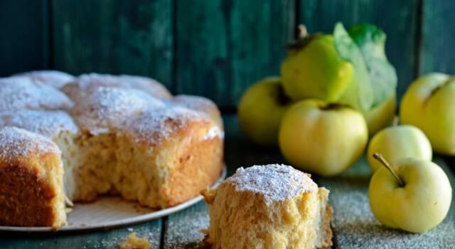 Croccante e umida, la torta di mele irlandese è un dolce perfetto!
