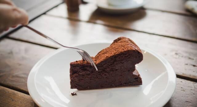Ma che ne sapete, se la ricetta della torta mousse al cioccolato non avete?!