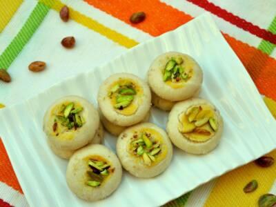 Pistacchiotti: i deliziosi biscotti con crema di pistacchio