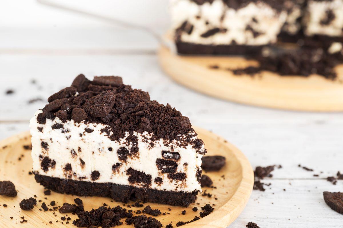 Torta Oreo Bimby